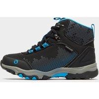COTSWOLD Kids' Ducklington Walking Boots, Black/Blue