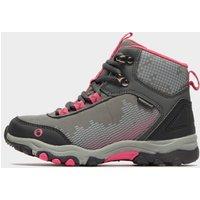 COTSWOLD Kids' Ducklington Walking Boots, Grey/Pink