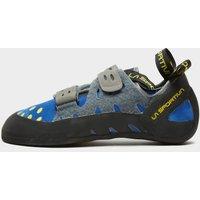 La Sportiva Tarantula Climbing Shoe, Blue/Blue