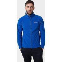 Berghaus Mens Bampton 3.0 Fleece Jacket, BLUE/JACKE