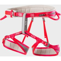 Ocun Neon Lady Climbing Harness, Red/Red