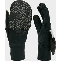 North Ridge Hybrid Mitt, Black/MITT