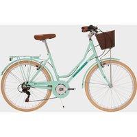 Compass Classic Women's Hybrid Bike, Green/CLASSIC