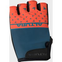 Altura Kids' Airstream Cycling Mitts, Blue/ORANGE