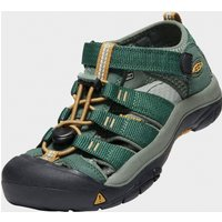 KEEN EUROPE KIDS NEWPORT, GREEN/GREY