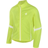 Dare 2b Kids Cordial Waterproof Cycling Jacket  Fluorescent