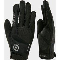 Dare 2B Men's Forcible Cycle Glove - Black, Black
