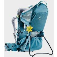 Deuter Kid Comfort Active Sl Child Carrier - Blue, Blue