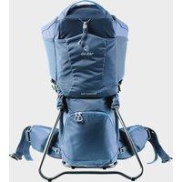 Deuter Kid Comfort Child Carrier Rucksack - Blue, Blue
