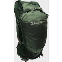 Berghaus Trailhead/Motive Travel 60 + 20 Rucksack - Green/Plus, Green/PLUS