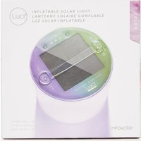 MPOWERED Luci Colour Inflatable Solar Light, White/LIGHT