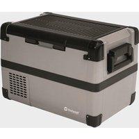Outwell Deep Cool 50L Coolbox With Compressor - Grey-50L, grey-50L