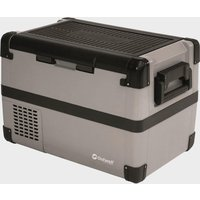 Outwell Deep Cool 50L Coolbox With Compressor - Grey/50L, grey/50L