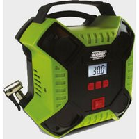 Maypole 12V Air Compressor Auto Digi, Green/D