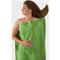 Sea To Summit Premium Stretch Knit Expander Liner (Regular), Green