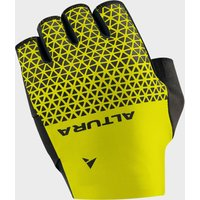 Altura ProGel Cycling Mitts, Yellow/BLACK