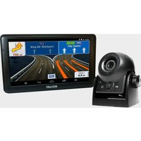 "Falcon Camper Plus 7"" Sat Nav With Wireless Reversing Camera - Black/Wit, Black/WIT"