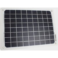 Falcon 10W Portable Solar Panel Battery Charger - Multi/Panel, Multi/PANEL