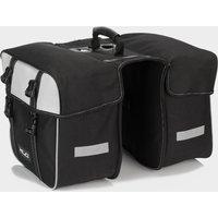 Xlc Components Travel Double Pannier 30L - Black, Black