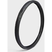 One23 700 X 38 Folding City Bike Tyre  Black