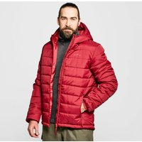 Freedomtrail Men's Blisco Insulated Jacket, Red