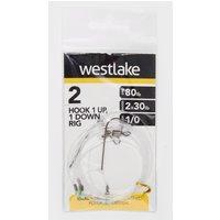 Westlake 2 Hook 1up 1down Rig 1/0  Clear