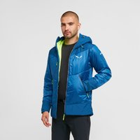 Salewa Men's Ortles 2 AWP Insulated Jacket, Blue/JKT
