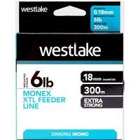 Westlake Feeder Mono 6Lb 300M - Multi/Brow, Multi/BROW
