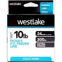 Westlake Feeder Mono 10Lb 300M - Multi/Bro, Multi/BRO