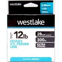 Westlake Feeder Mono 12Lb 300M - Multi/Bro, Multi/BRO