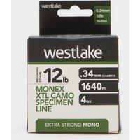 Westlake 12Lb 34Mm Camo Mono 4Oz, Multi Coloured