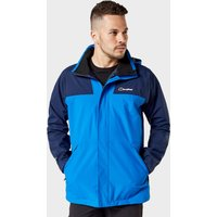 Berghaus Mens Fellmaster 3 In 1 Gore-tex Jacket  Blue