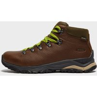 Keen Europe Men's Feldberg APX LTD Waterproof Hiking Shoes, Brown