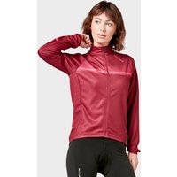 Altura Women's Airstream Long Sleeve Jersey, RED/RED