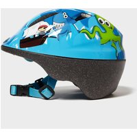 Raleigh Kids' Rascal Pirate Bike Helmet - Blue/Pirate, Blue/PIRATE