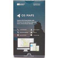 Ordnance Survey Os Maps 12 Month Subscription - Box/Box, BOX/BOX