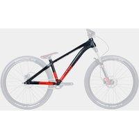 Calibre Astronut Dirt Jump Bike Frame - Black, Black