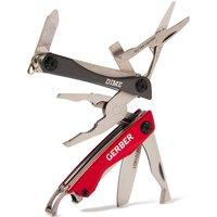 Gerber Dime Mini Multi-Tool, Red