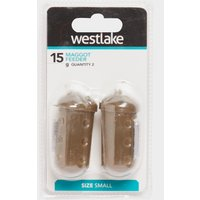 Westlake 15GM CAP FEEDER, Yellow/2PK