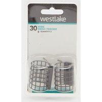 Westlake 30gm Wire Mesh Feeder 2 Pk  Grey