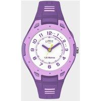 Limit 5894.69 Analogue Watch, Purple