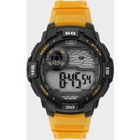 Limit Men's Active Digital Watch, orange/WATCH