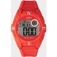 Limit 5696.67 Digital Watch - Red/Watc, RED/WATC