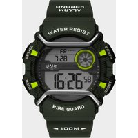 Limit 5696.67 Digital Watch - Green/Navy, Green/NAVY