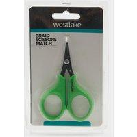 Westlake Braid Scissors Match, Green