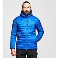 Oex Men's Idris Insulated Jacket, Blue