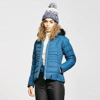Dare 2B Womens Glamorize Ski Jacket - Blue, Blue