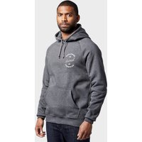 Animal Men's Laidback Hoodie, Grey