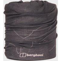 Berghaus Logo Neck Gaiter  Black