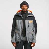 Helly Hansen Mens Fernie 2.0 Insulated Snow Jacket - Grey/Lgy, Grey/LGY